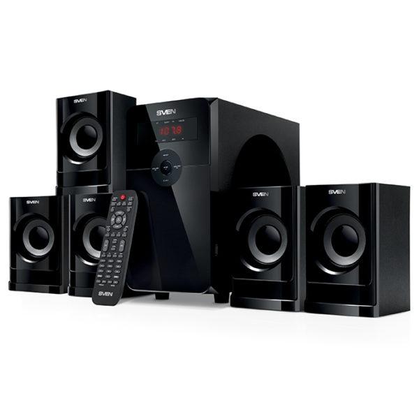 """Speakers  SVEN """"HT-201"""" 80w / 20w+5*12w"""