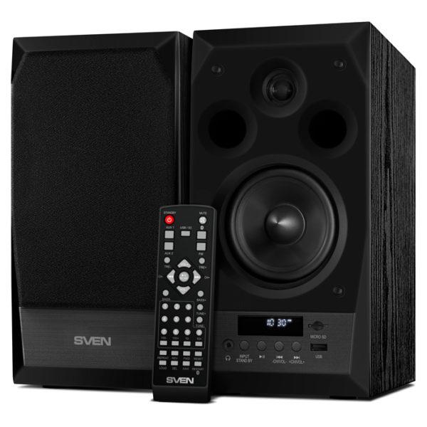 "Speakers SVEN ""MC-10"" Black"