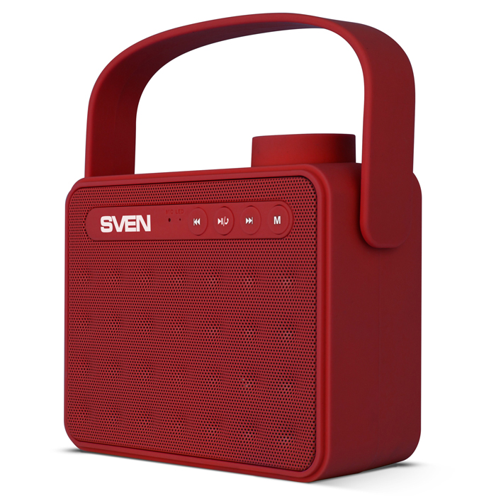 """Speakers  SVEN """"PS- 72"""" Red"""