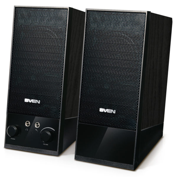 "Speakers SVEN ""SPS-604"" Black"