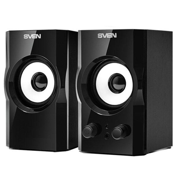 "Speakers SVEN ""SPS-605"" Black"