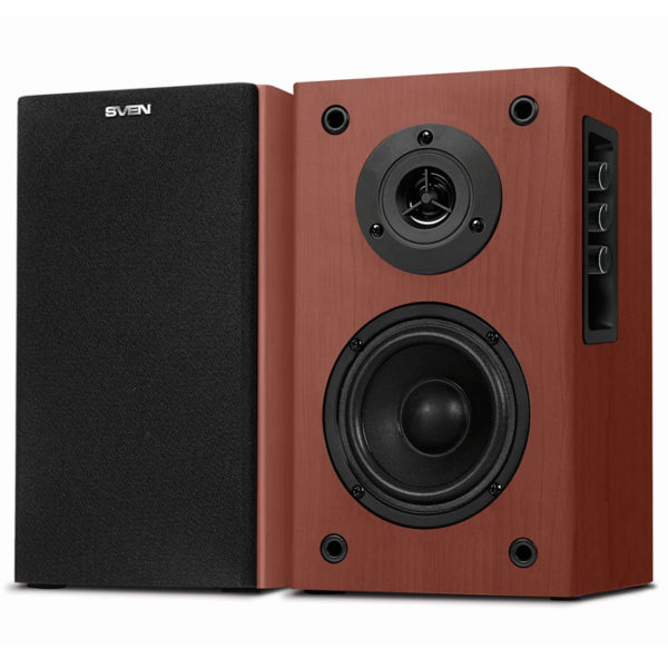 """Speakers SVEN """"SPS-612"""" Wooden"""