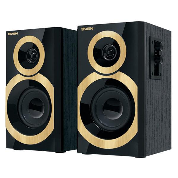 "Speakers SVEN ""SPS-619"" GOLD Black"