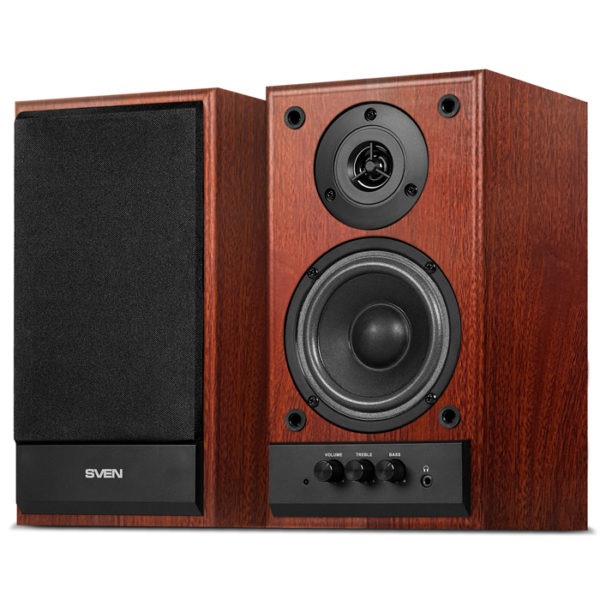 "Speakers SVEN ""SPS-702"" Walnut (Орех)"