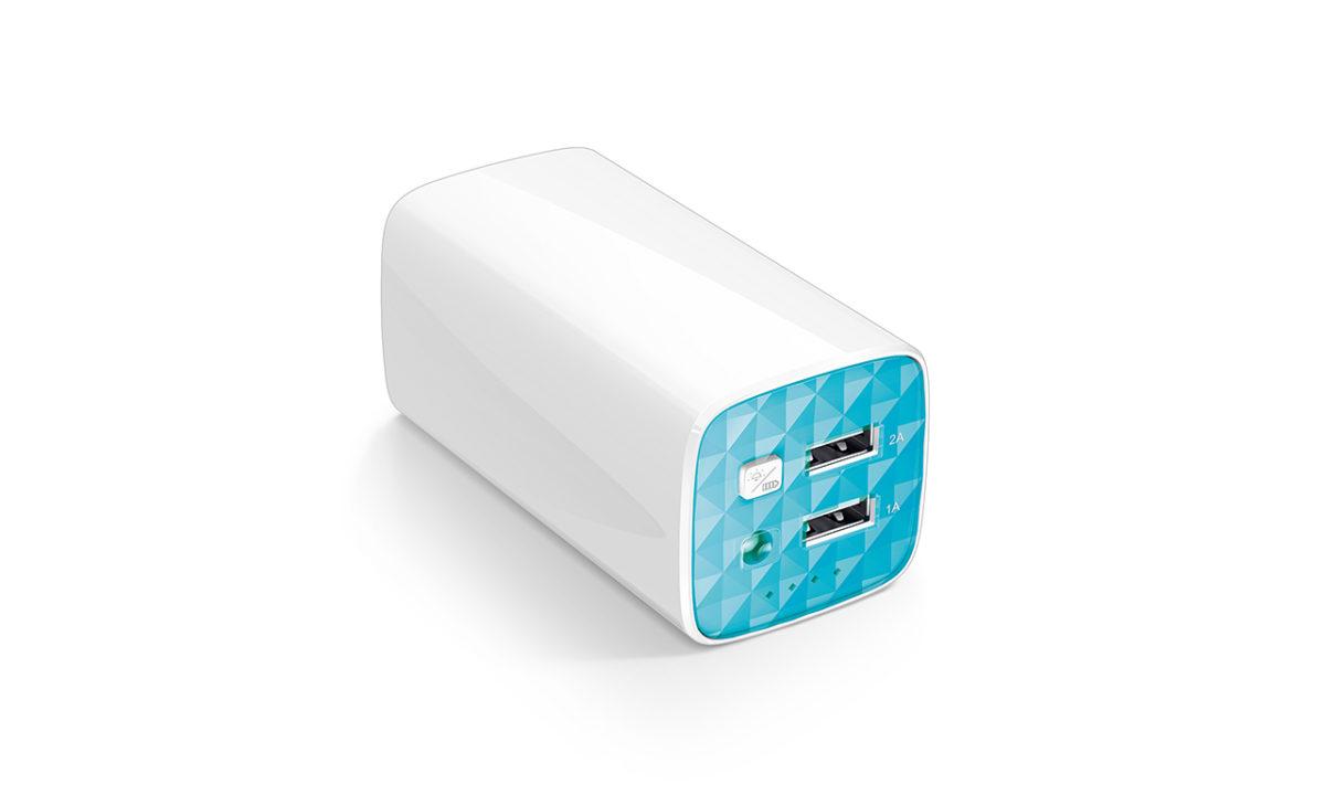 TP-Link-TL-PB10400-Power-Bank-White-Power-Capacity-10400mAh-LED-Flash-Portable-Battery-Charger-