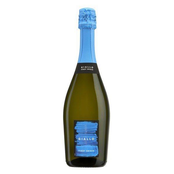 Vin spumant brut alb GIALLO Pinot Grigio dell Emilia IGT CR