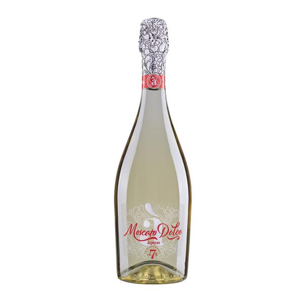 Vin Spumant Apriori Moscato Dolce 7% alc.