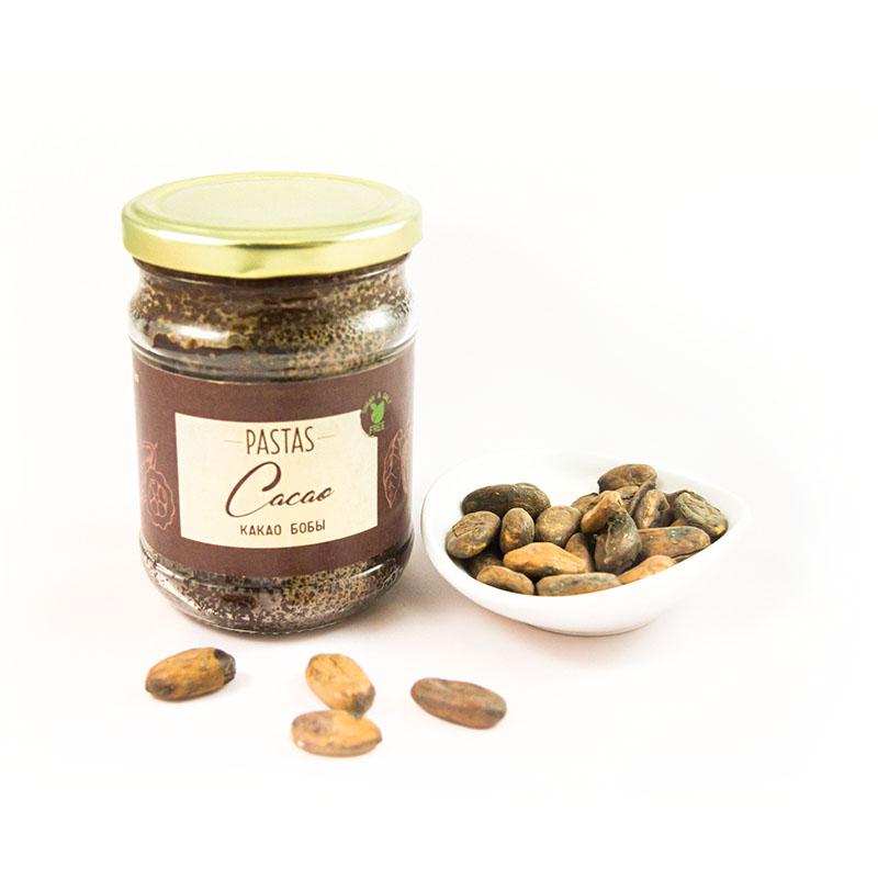 Cremă-pastă din caju și cacao 250ml