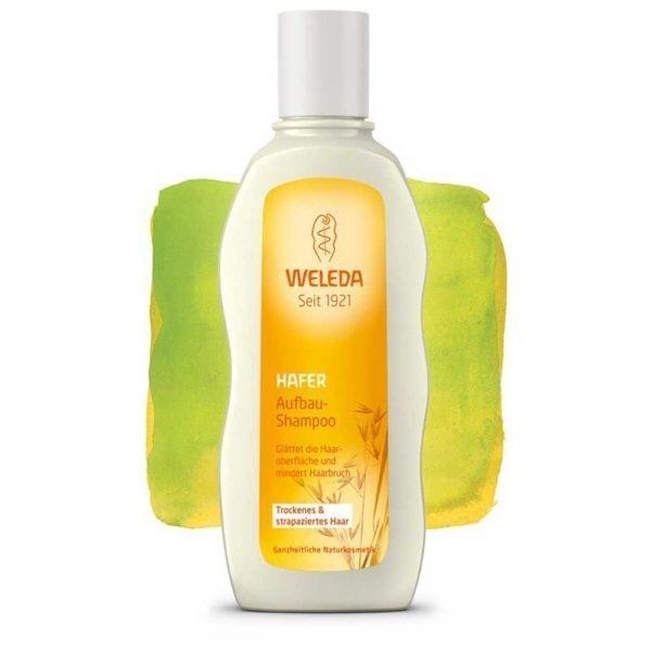 Şampon Regenerant cu Ovăz 190ml