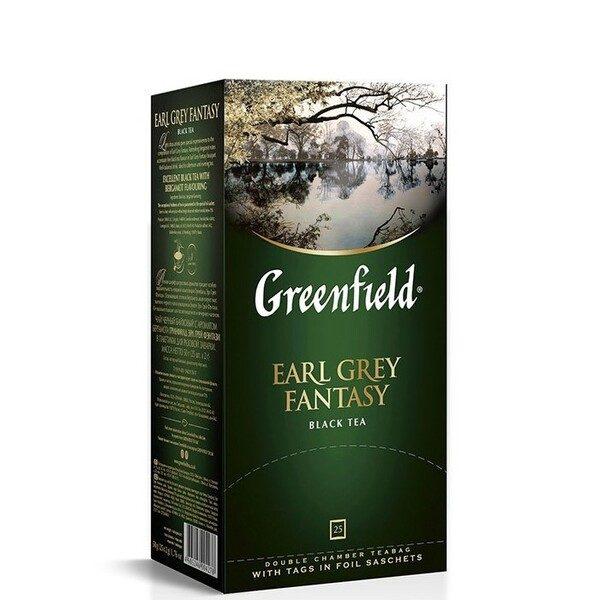 Сeai Earl grey Fantasy Greenfield