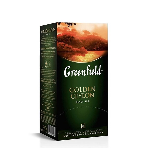 Сeai Golden Ceylon Greenfield
