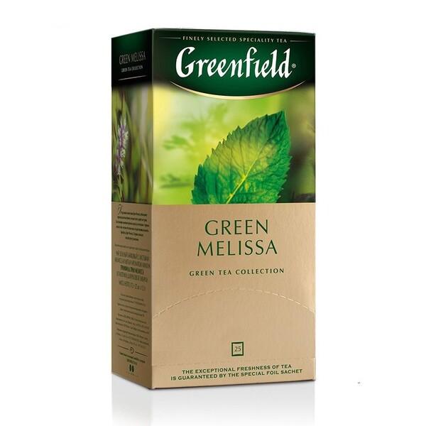 Сeai Green Melissa Greenfield
