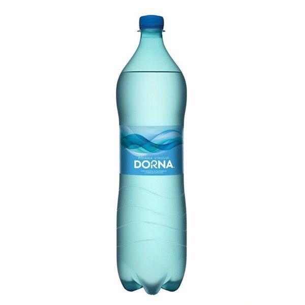 Apa minerala carbogazata Dorna 1.5L