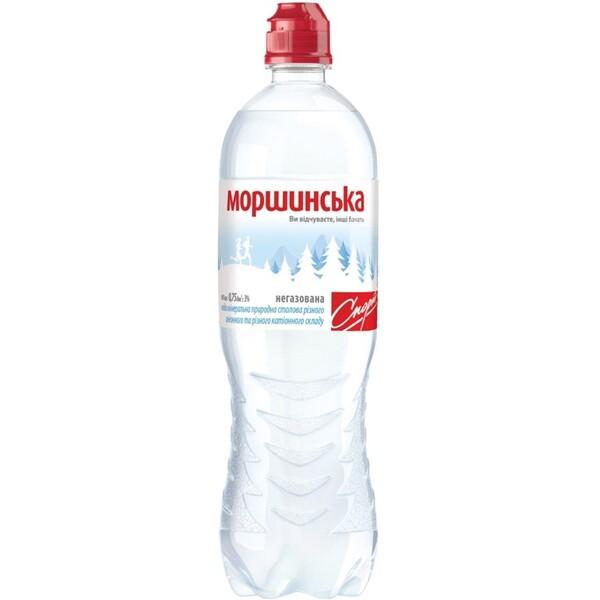 Apa minerala plata sport Morsinskaia 0.75L