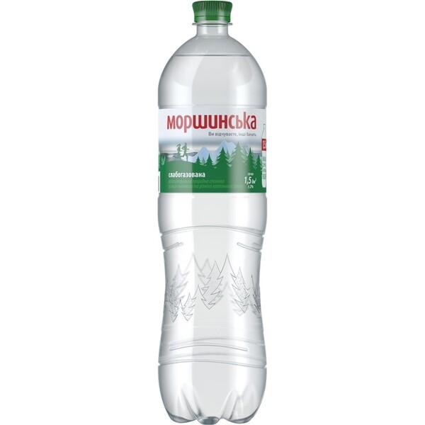 Apa minerala slab/gazata Morsinskaia 1.5L