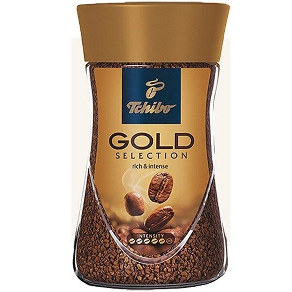 Cafea instant Selection Tchibo Gold 200g