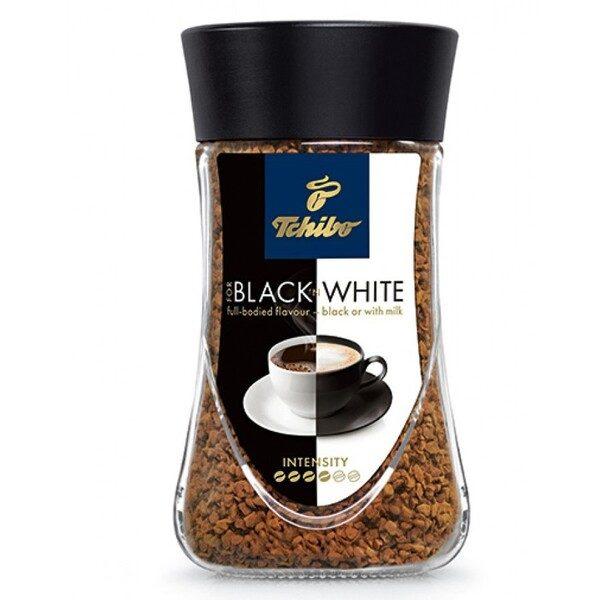 Cafea instant Tchibo Black&White