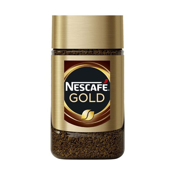 Cafea solubila Nescafe Gold b/s
