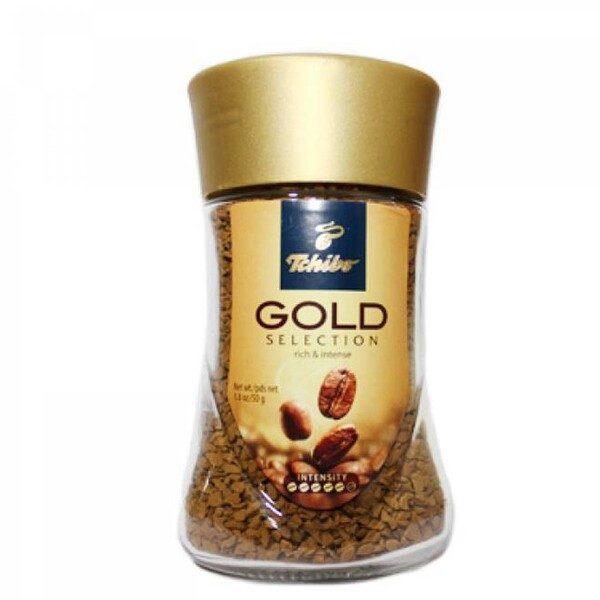 Cafea solubila Selection Tchibo Gold