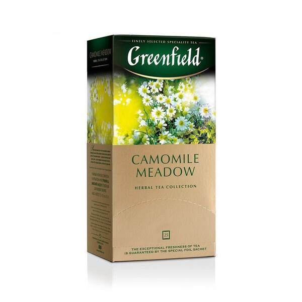Ceai Camomile Meadow Greenfield