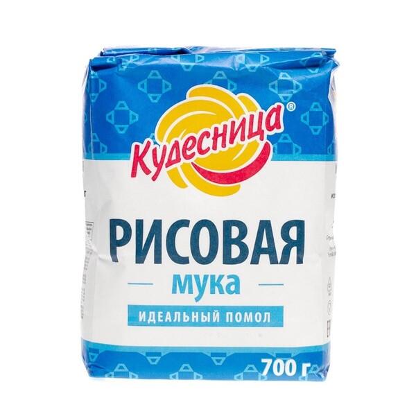 """Făină de orez """"Kudesnita"""" 700g"""