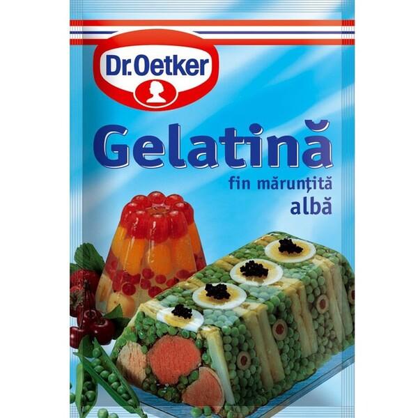 Gelatina Dr.Oetker 10g