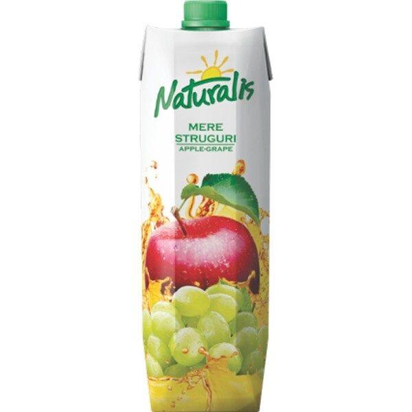 Nectar de mere-struguri Naturalis 1L