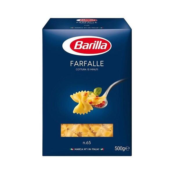 Paste Farfalle Nr.65 Barilla 500g