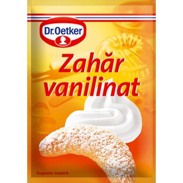 Zahar vanilat Dr.Oetker 8 gr.