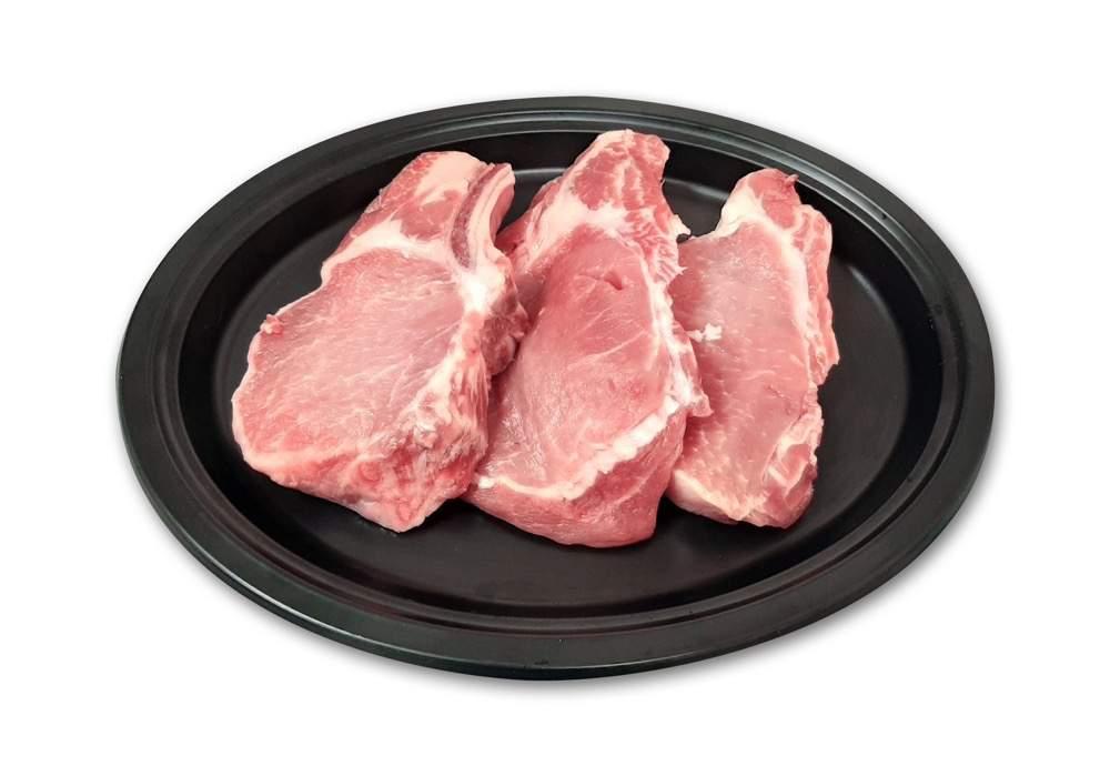 Antricot de Porc cu os