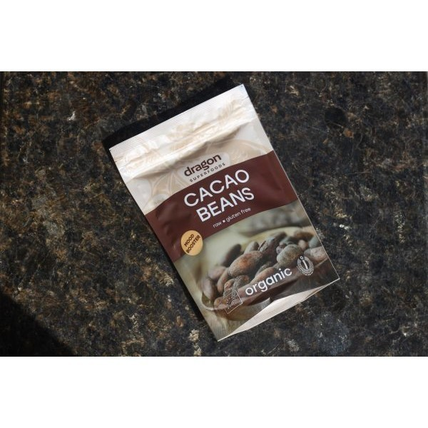 Boabe de cacao Dragon Superfoods 200g