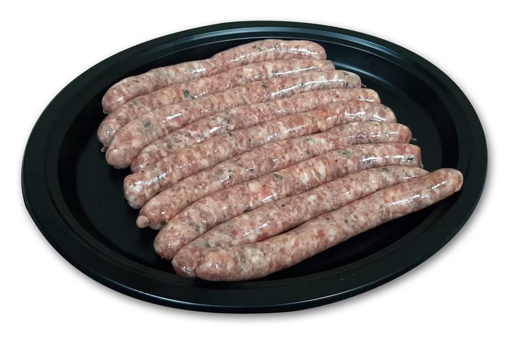 """Cârnăciori din carne de porc """"Tradițional"""""""