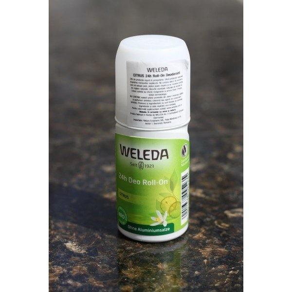 Deodorant Citrus 24 h Deo Roll-On