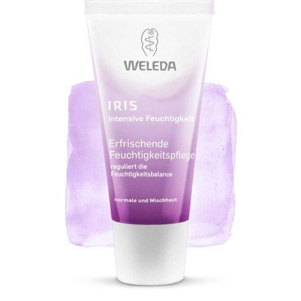 Iris Cremă Hidratantă (ten normal/mixt) 30ml