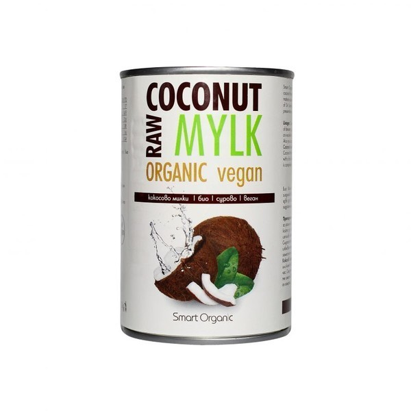 Lapte de cocos 17 % Dragon Superfood 400 ml
