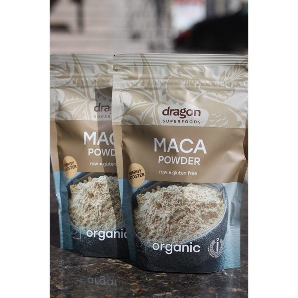Maca pulbere organica Dragon superfood 200gr