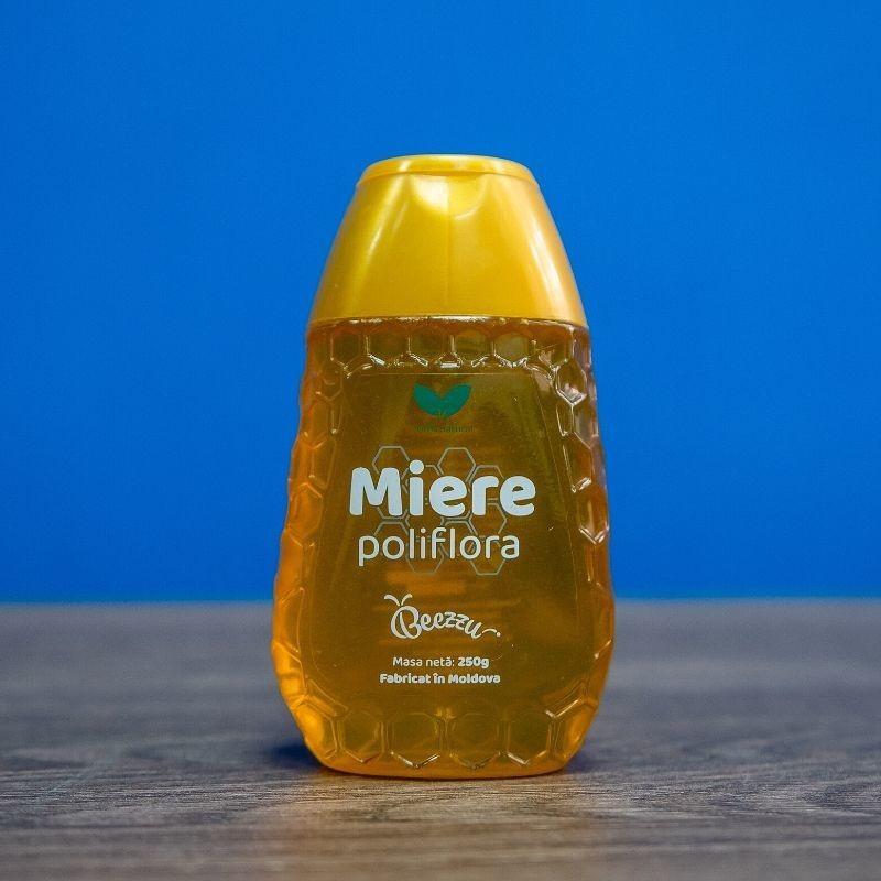 Miere polifloră SQUEEZE 250 g
