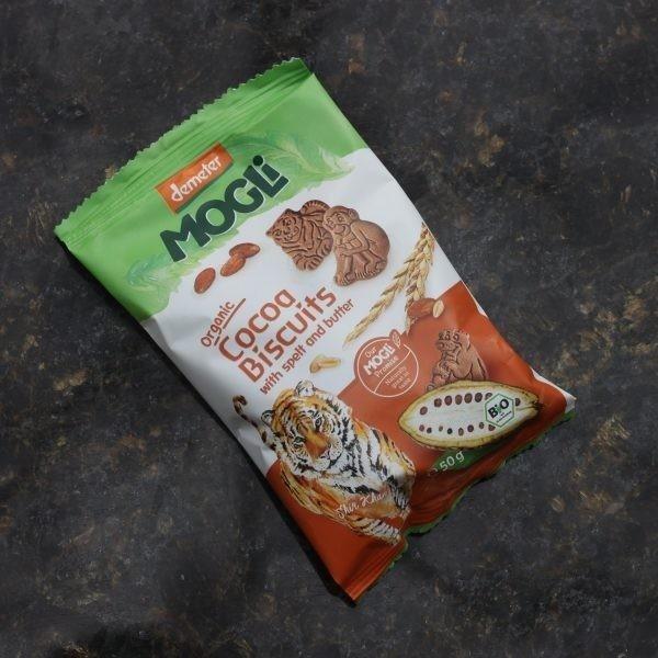 Mini Tiger Biscuiti Organici Mogli 50gr