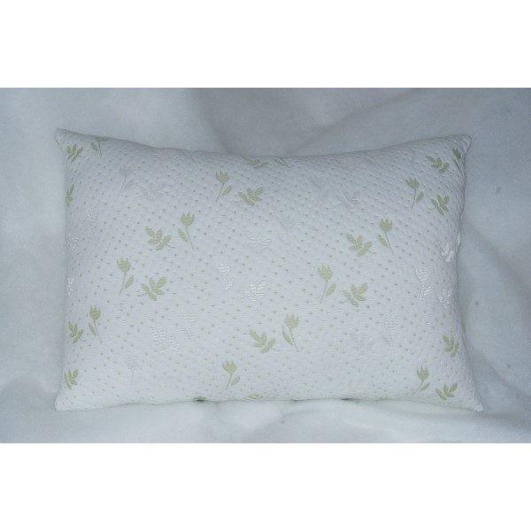 Pernă cu Umplutură din silicon spiralat (Organic Cotton) COTTON