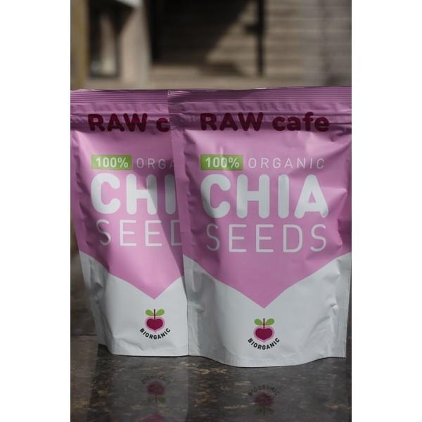Seminte de Chia Biorganic 200g