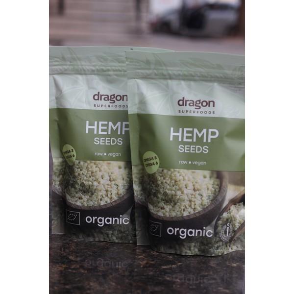 Seminte organice de cinepa Dragon Superfoods 200gr