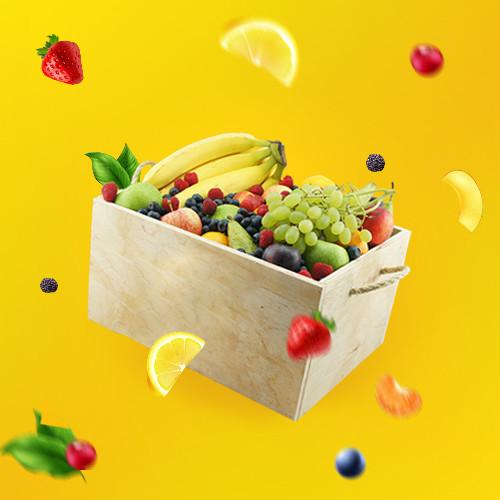 Livrare legume / fructe