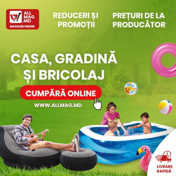 Casa, Gradina & Bricolaj