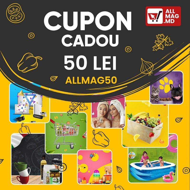 Coupon ALLMAG50