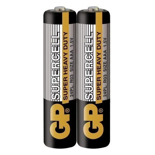 Батарейка GP AAA Supercell 24S-S2