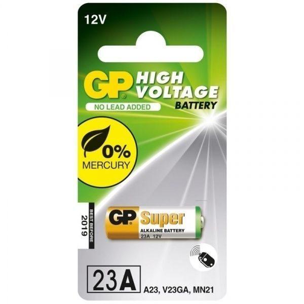 Батарейка GP Alkaline 23A U1