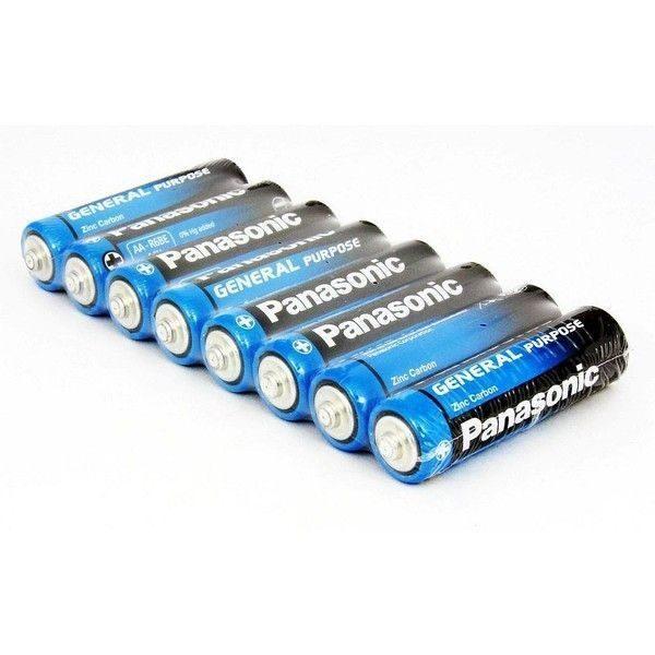 Батарейка Panasonic AA R6