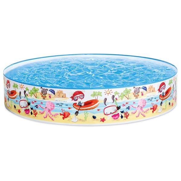 Детский надувной бассейн 152x25см