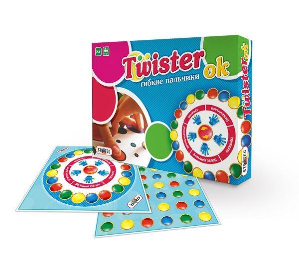 Игра «Тwister Ok»