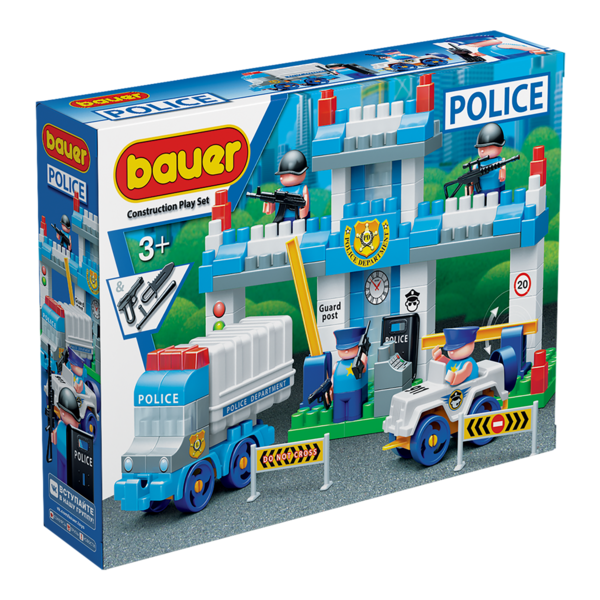 Конструктор BAUER Police #5